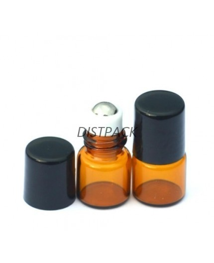 Envase cosmético roll on 1ml.
