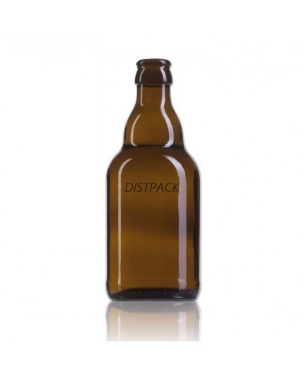 Beer glass bottle Steiner 33cl.