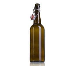 Beer glass bottle Combi 75cl.
