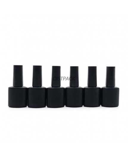 Nails polish 10ml container - HDPE